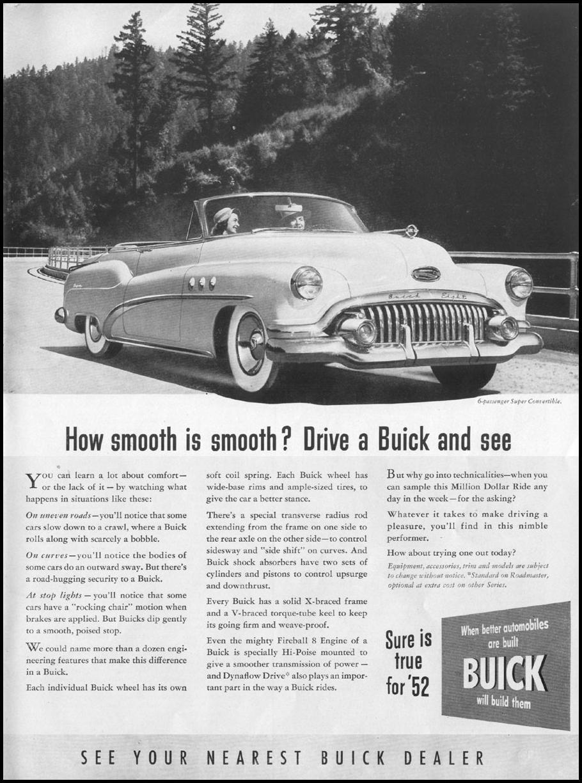 BUICK AUTOMOBILES LIFE 06/16/1952 p. 93