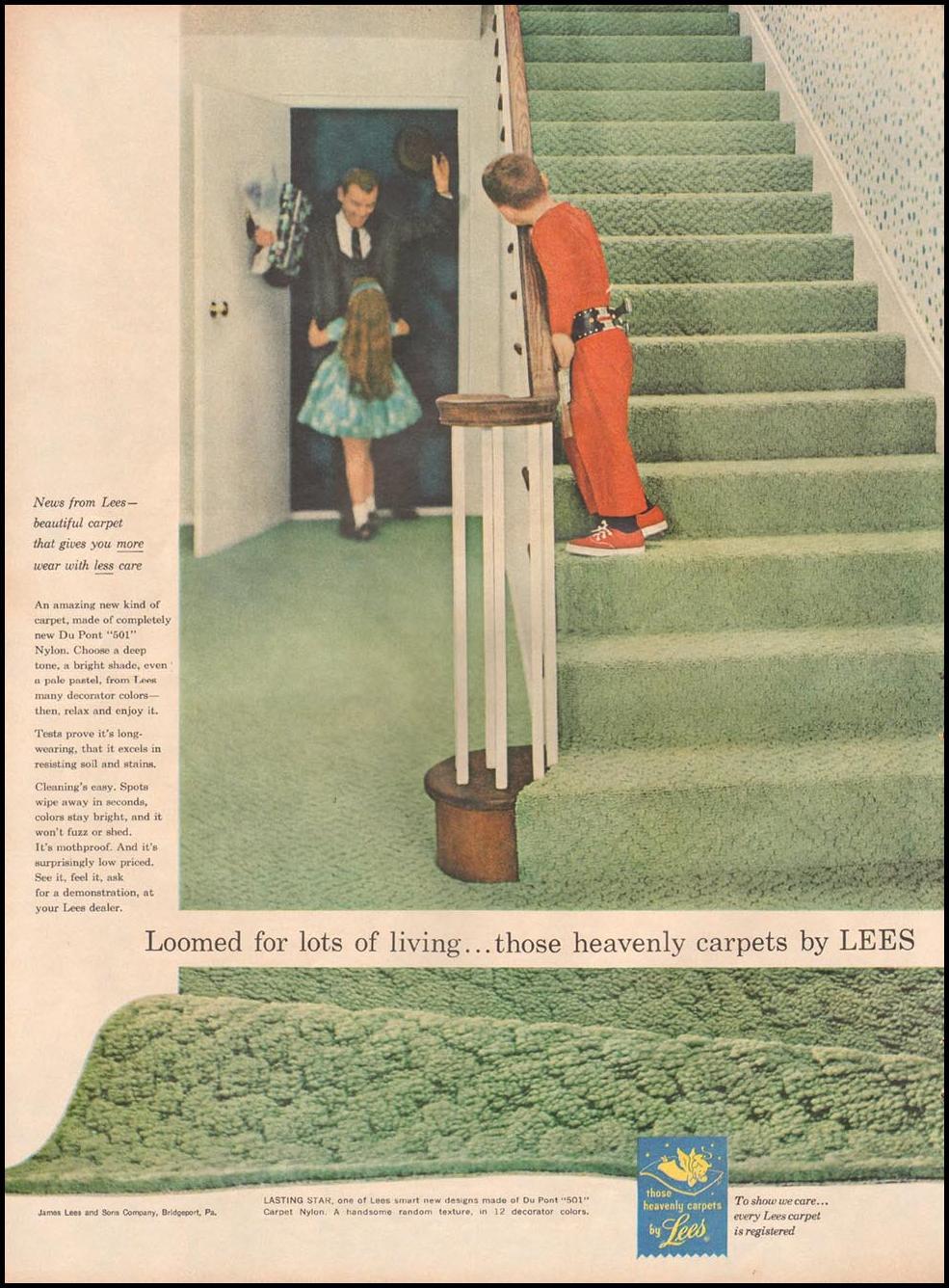 LEES CARPETS LIFE 10/05/1959