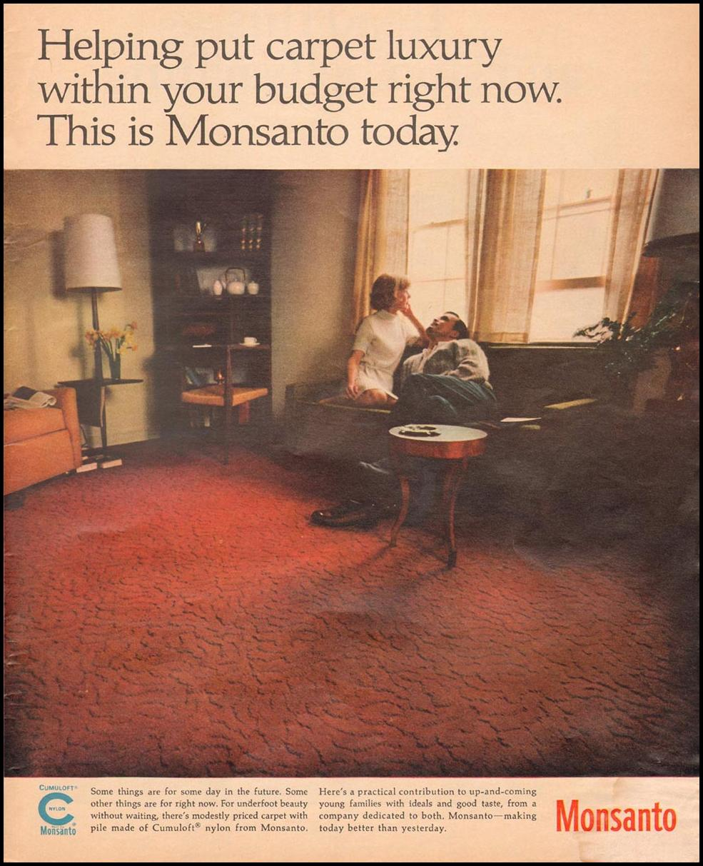 MONSANTO CARPETS LIFE 12/22/1967 p. 11
