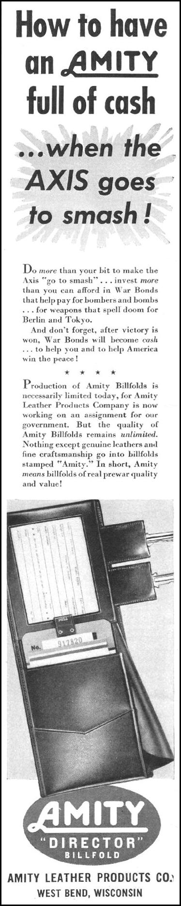 AMITY BILLFOLDS LIFE 10/25/1943 p. 2