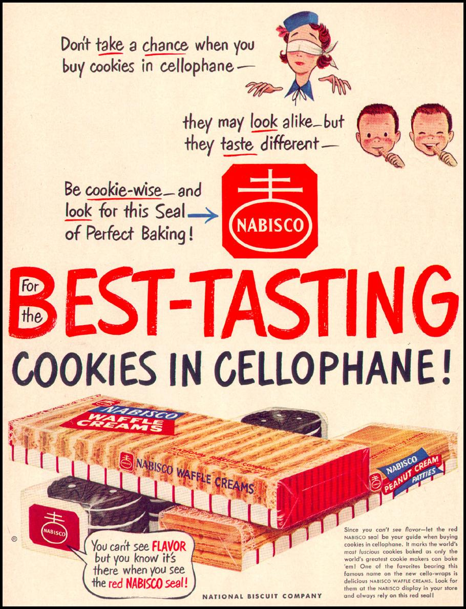 NABISCO COOKIES