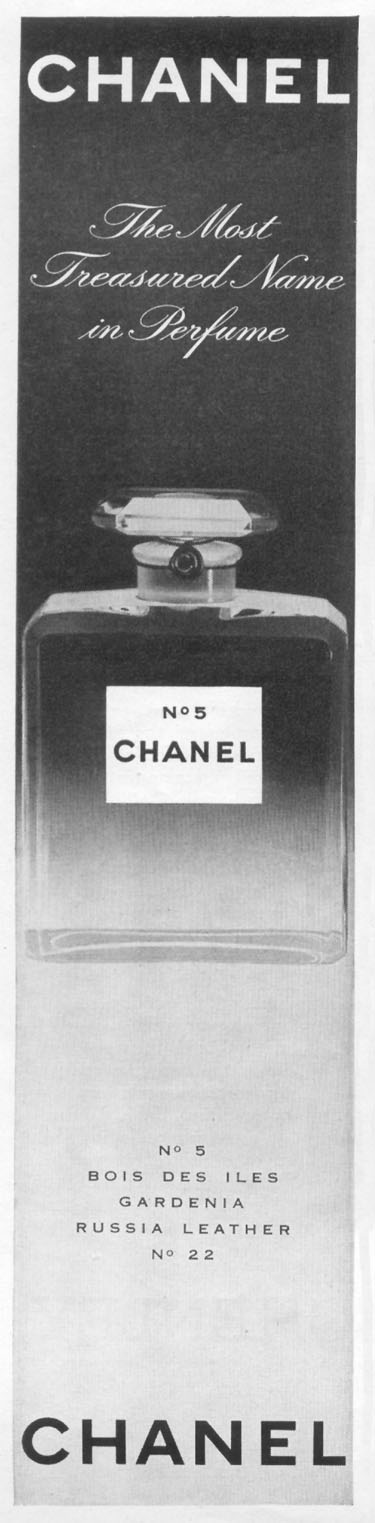 CHANEL NO. 5 TIME 08/17/1953 p. 58