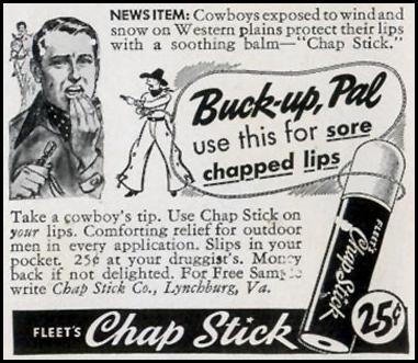 CHAP STICK LIFE 09/30/1940 p. 102