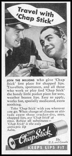 CHAP STICK LIP BALM