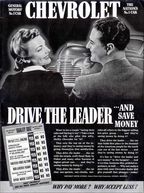 CHEVROLET AUTOMOBILES LIFE 06/23/1941 p. 5