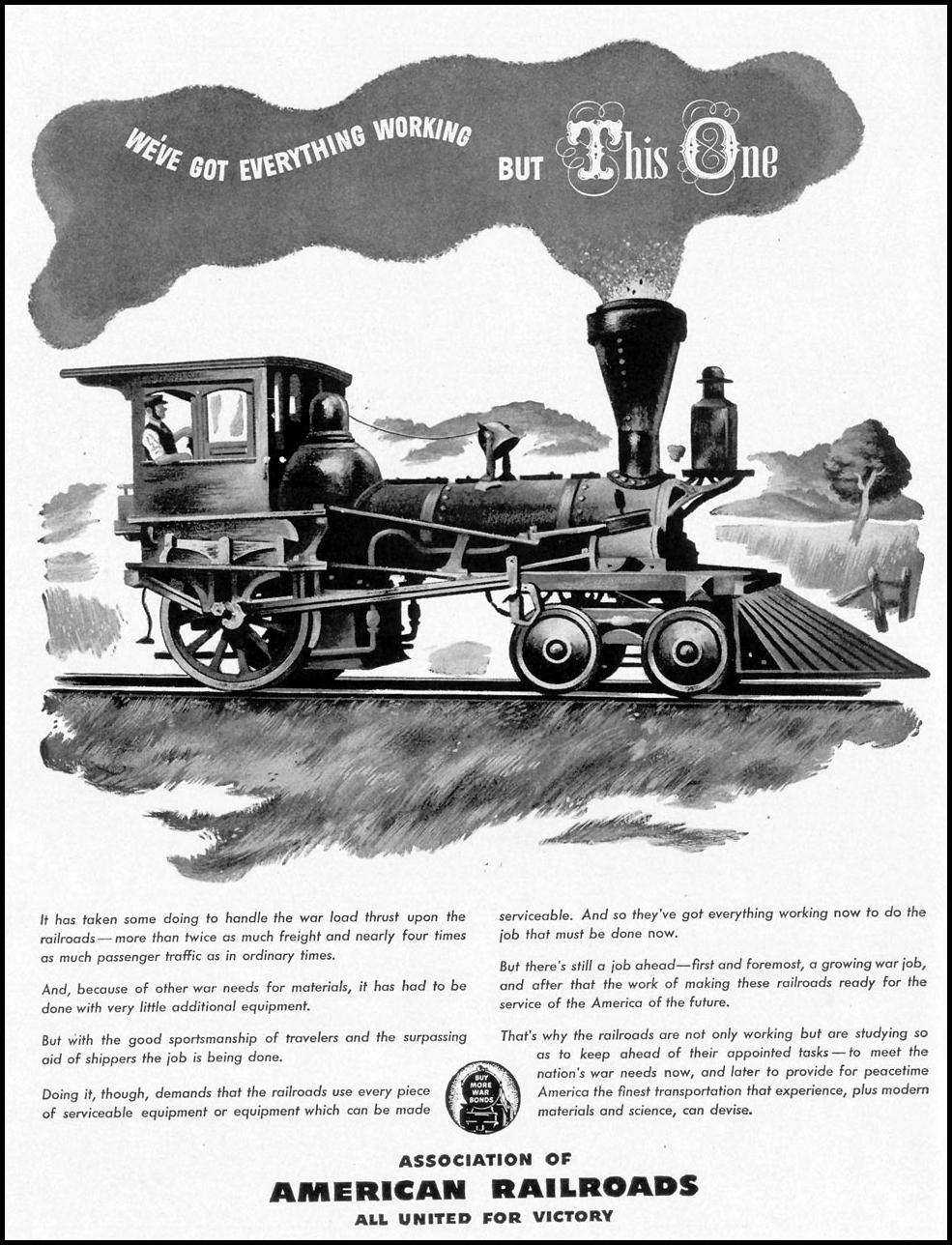 RAILROAD INDUSTRY LIFE 02/21/1944 p. 78