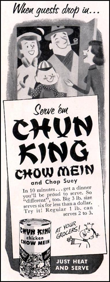 CHUN KING CHOW MEIN LIFE 04/13/1953 p. 54
