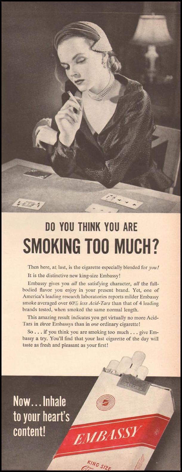 EMBASSY CIGARETTES LIFE 04/17/1950 p. 81