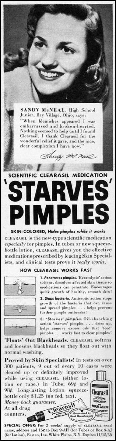 CLEARASIL LIFE 09/15/1958 p. 100