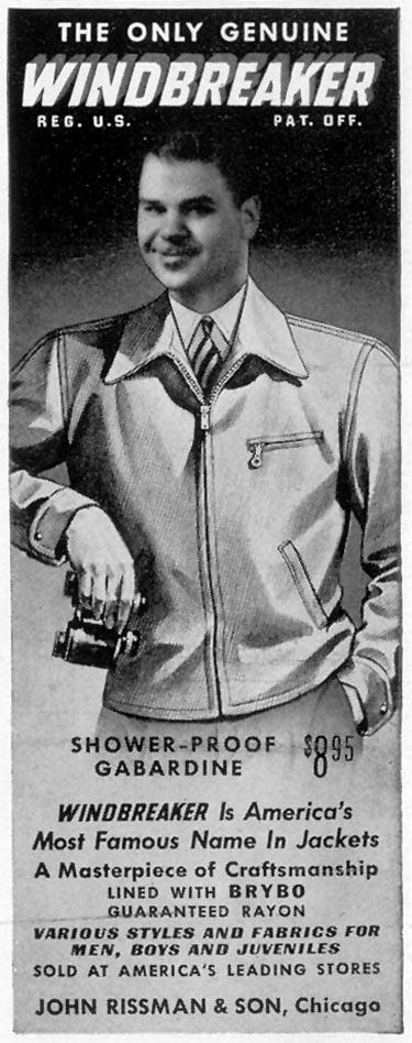 WINDBREAKER JACKETS LIFE 06/01/1942 p. 68