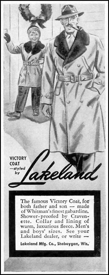 LAKELAND VICTORY COAT LIFE 11/08/1943 p. 113