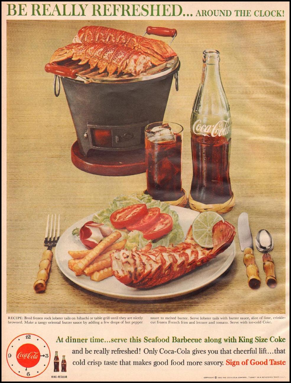 COCA-COLA BETTER HOMES AND GARDENS 03/01/1960 p. 122