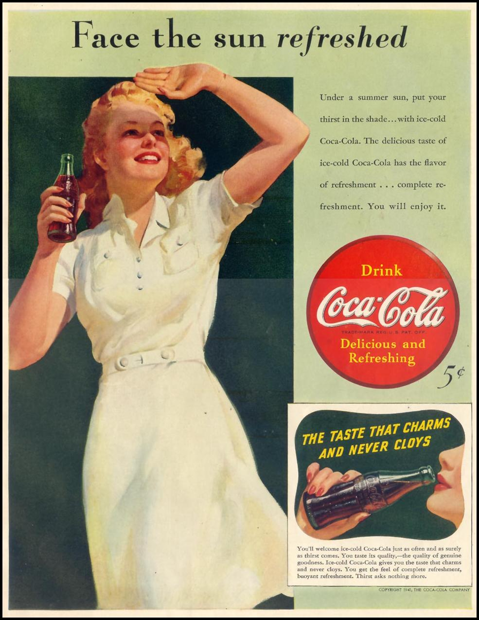 COCA-COLA LIFE 06/23/1941