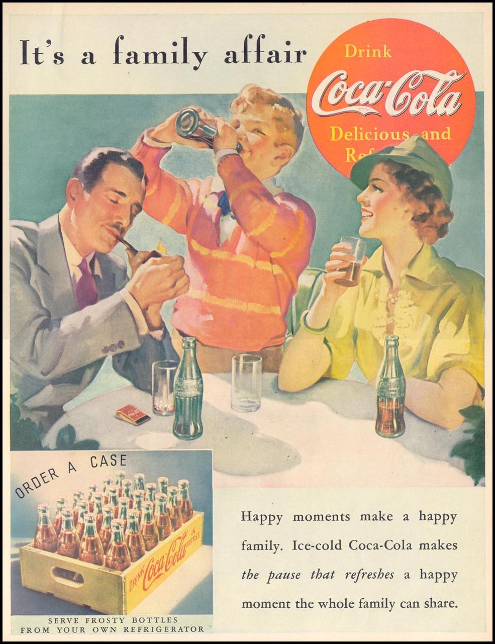COCA-COLA LIFE 10/04/1937