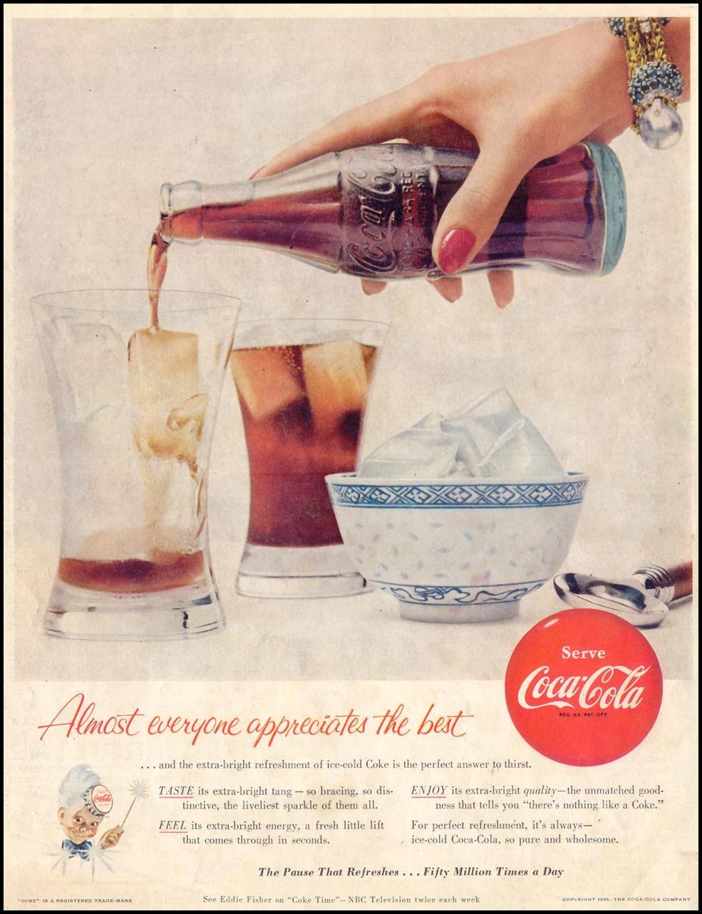 COCA-COLA LIFE 10/29/1955