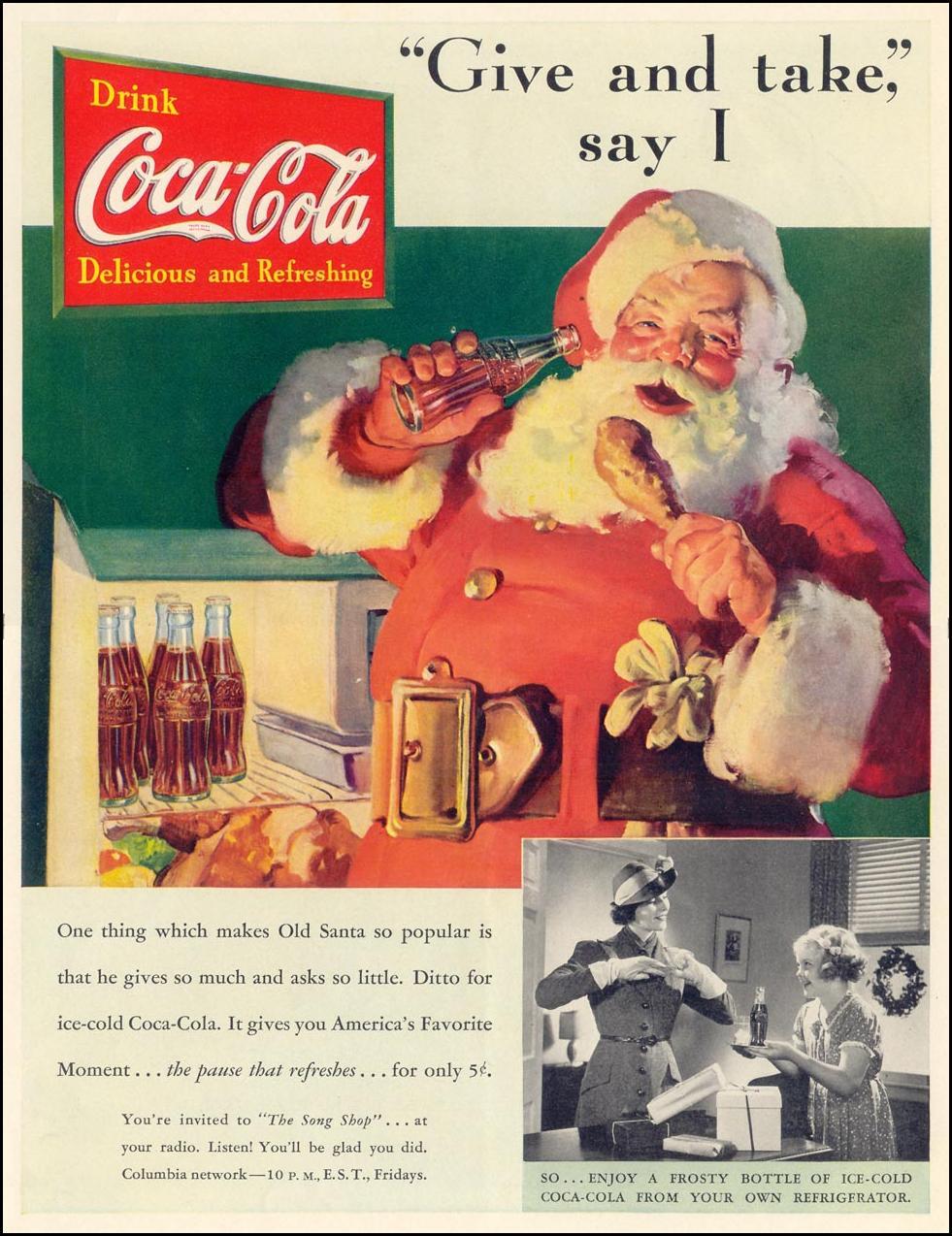 COCA-COLA LIFE 12/27/1937
