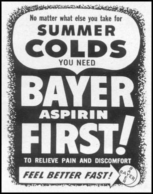 BAYER ASPIRIN LIFE 06/16/1952 p. 104