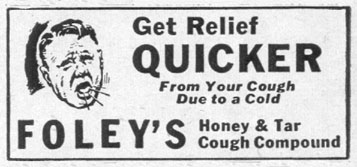 FOLEY'S HONEY AND TAR COUGH COMPOUND LIFE 12/27/1948 p. 4