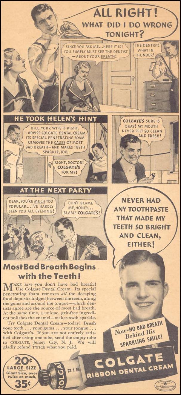 COLGATE DENTAL CREAM LIBERTY 02/15/1936 p. 17