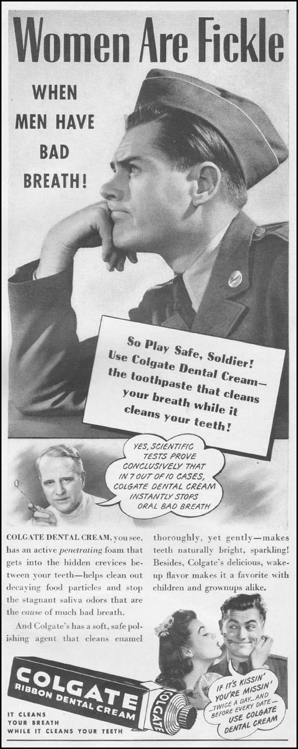 COLGATE DENTAL CREAM LIFE 06/22/1942 p. 11