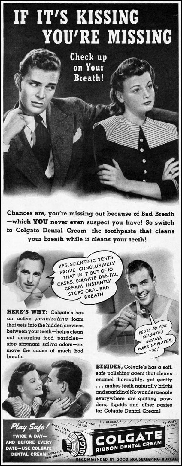 COLGATE DENTAL CREAM LIFE 09/29/1941 p. 15
