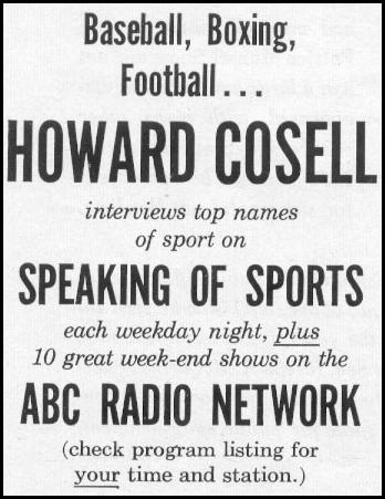 SPEAKING OF SPORTS LOOK 09/16/1958 p. 76