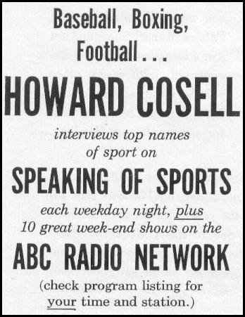 SPEAKING OF SPORTS LOOK 09/16/1958 p. 76