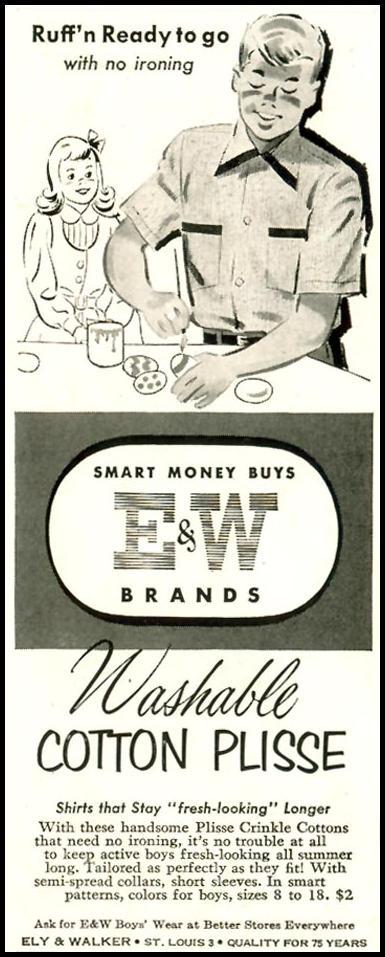 E & W BOYS' WEAR LIFE 04/13/1953 p. 178