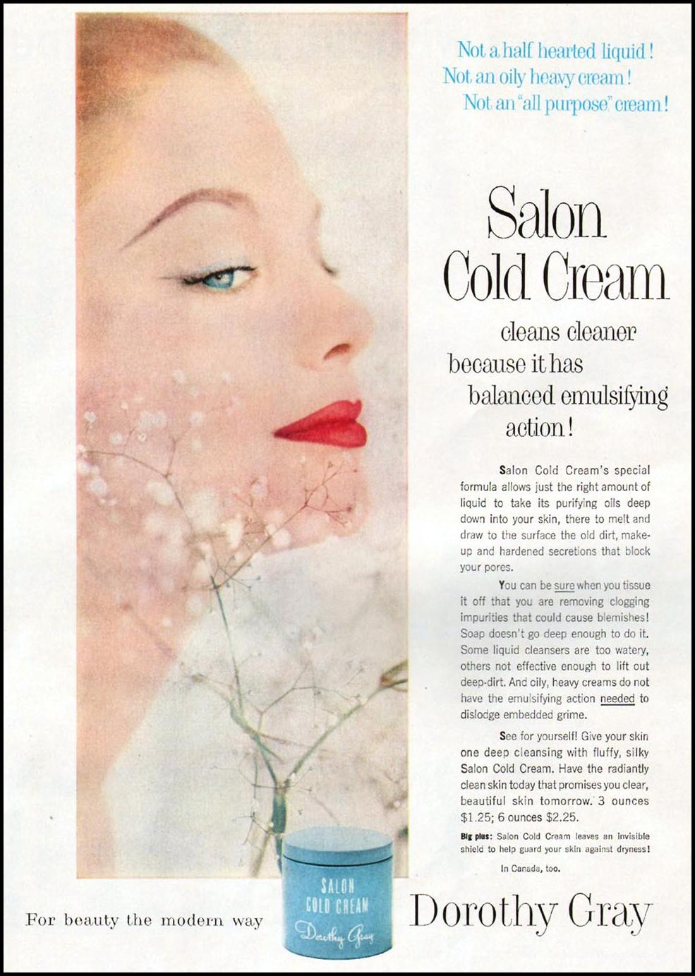 SALON COLD CREAM LIFE 04/01/1957 p. 50