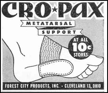 CRO-PAX METATARSAL SUPPORT LIFE 02/14/1944 p. 108