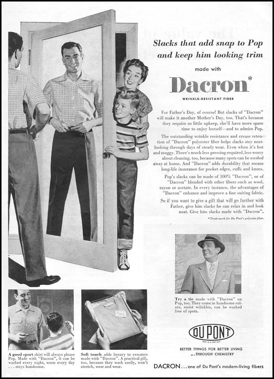 DU PONT DACRON TIME 06/08/1953 p. 2