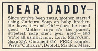 CUTICURA SOAP AND OINTMENT LIFE 08/30/1937 p. 100