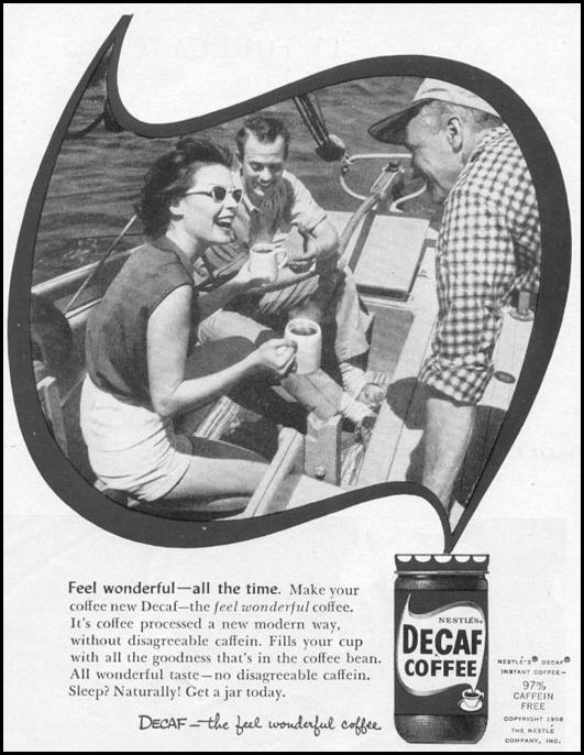 DECAF INSTANT COFFEE LOOK 09/16/1958 p. 76