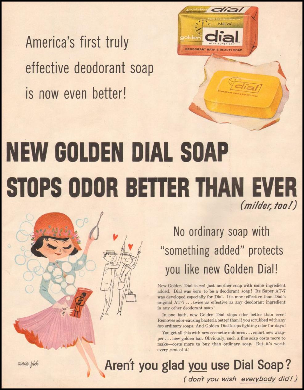 DIAL SOAP LOOK 10/29/1957 p. 9