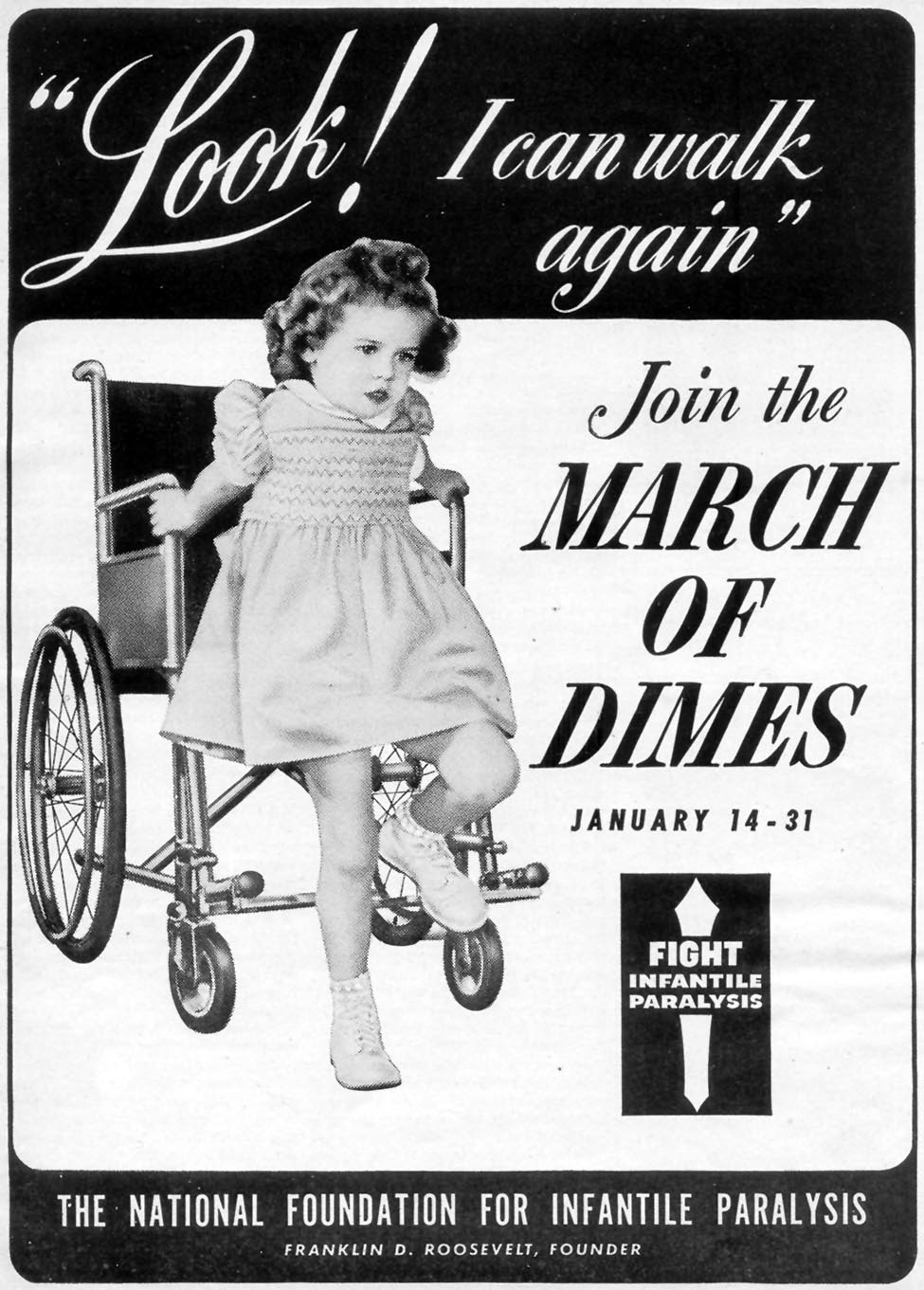 THE MARCH OF DIMES WOMAN'S DAY 01/01/1949 p. 119