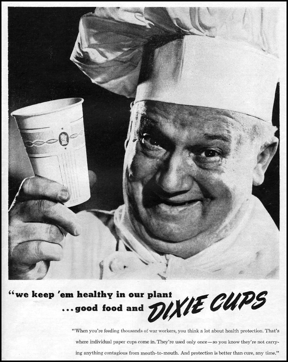 DIXIE CUPS LIFE 06/04/1945 p. 101