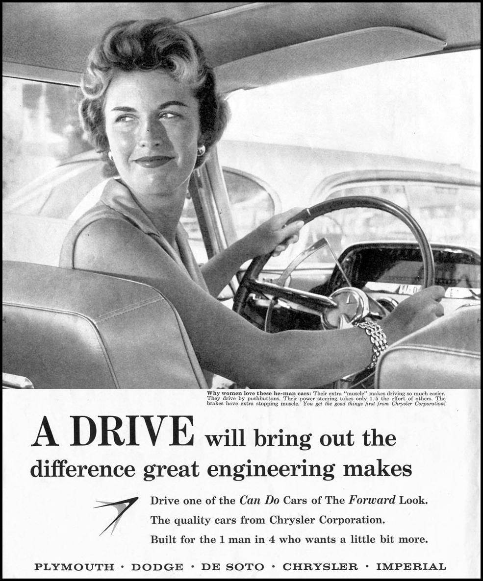 DODGE AUTOMOBILES SATURDAY EVENING POST 05/02/1959