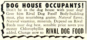 RIVAL DOG FOOD LIFE 02/02/1953 p. 75