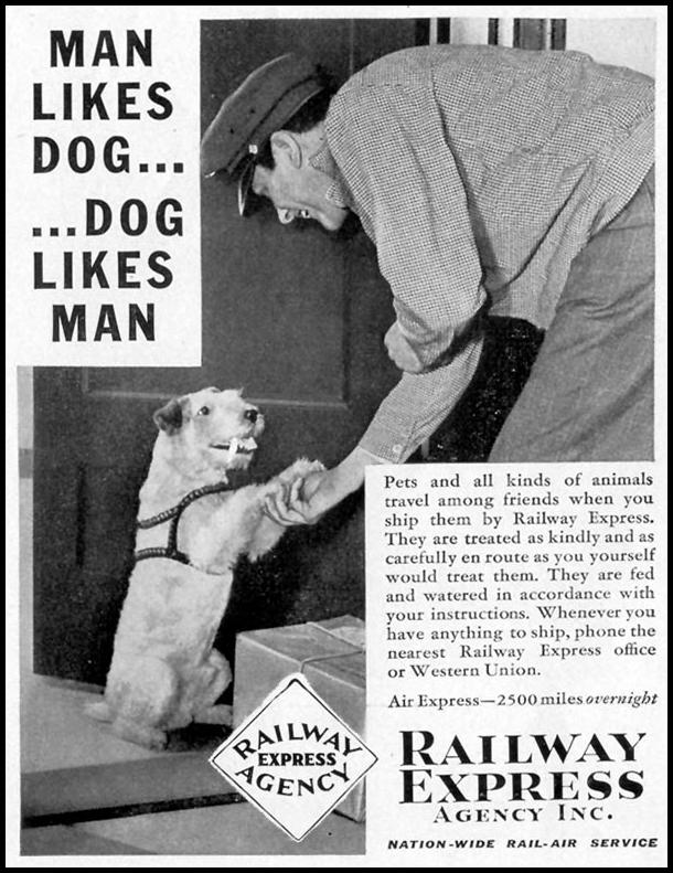 NATION-WIDE RAIL-AIR SERVICE LIFE 07/26/1937 p. 86
