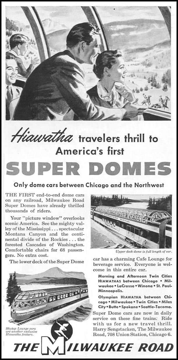 RAIL TRAVEL TIME 06/08/1953 p. 61