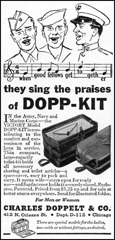 VICTORY MODEL DOPP-KIT TIME 11/02/1942 p. 48