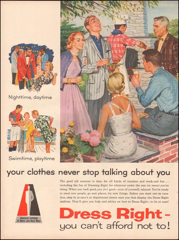 MENS AND WOMENS APPAREL LIFE 06/24/1957 p. 48