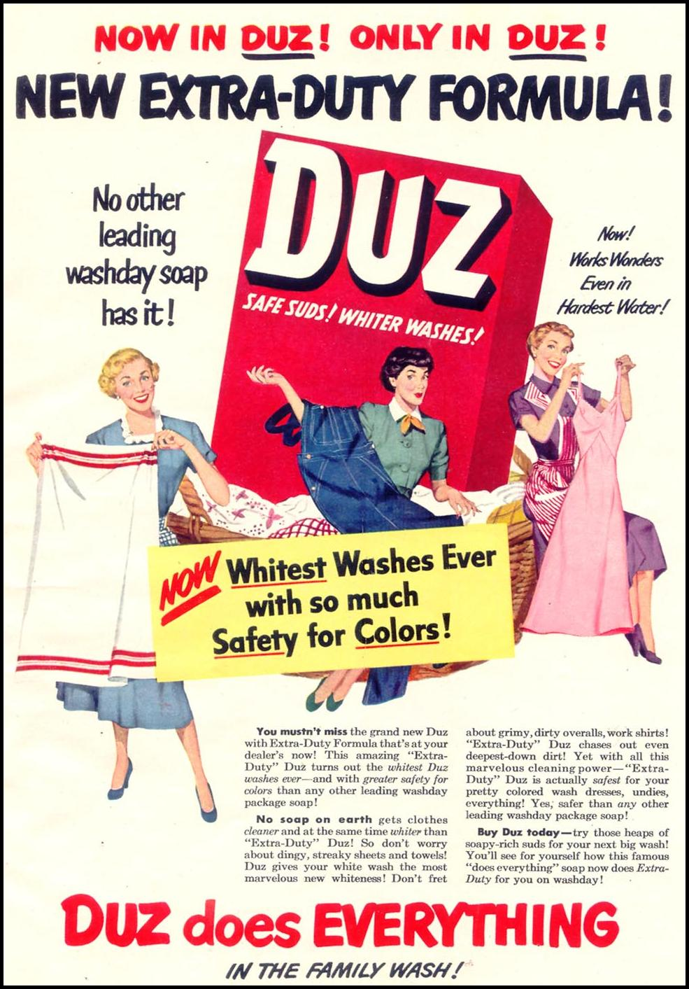 DUZ WOMAN'S DAY 02/01/1950 p. 71