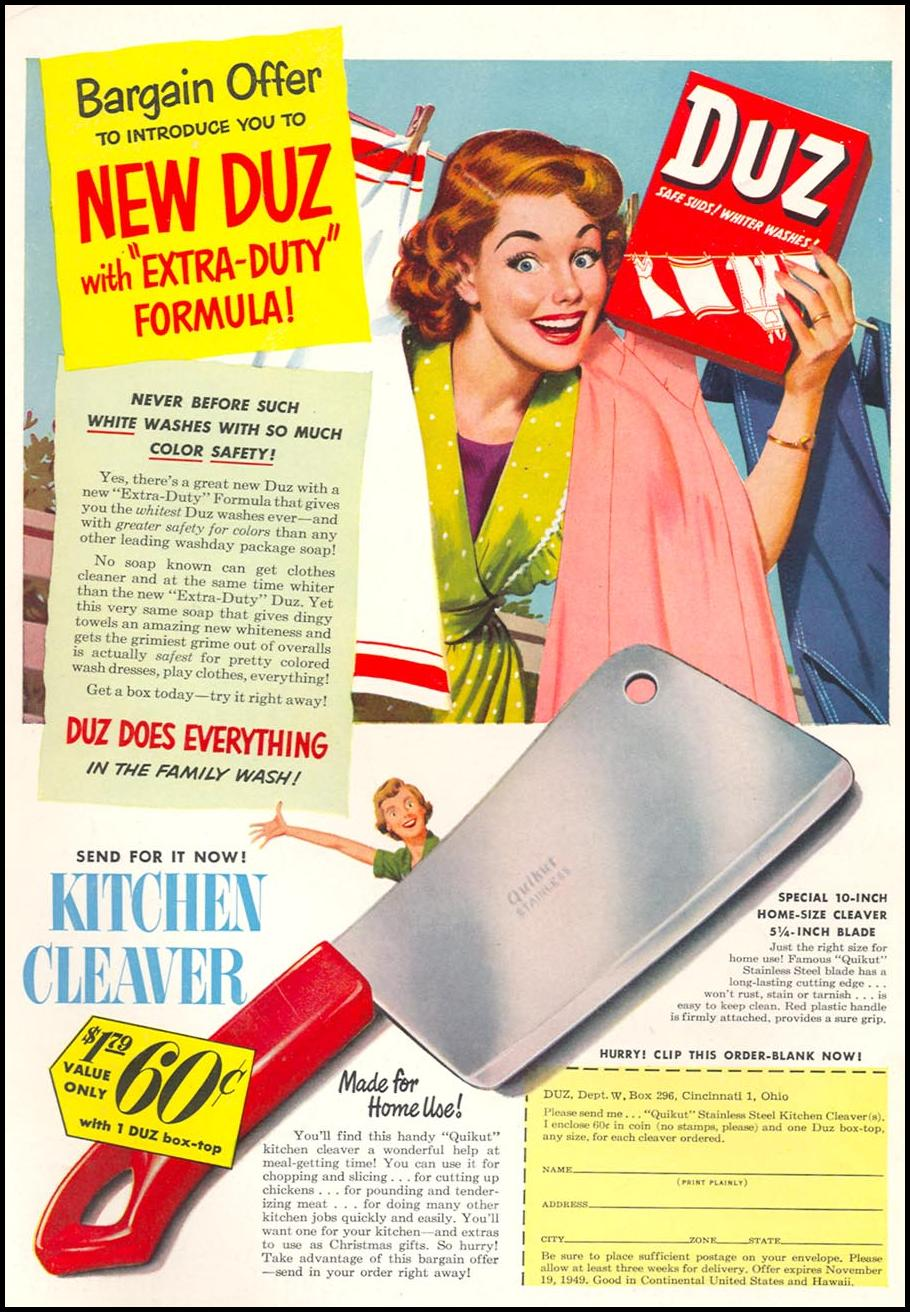 DUZ LAUNDRY SOAP