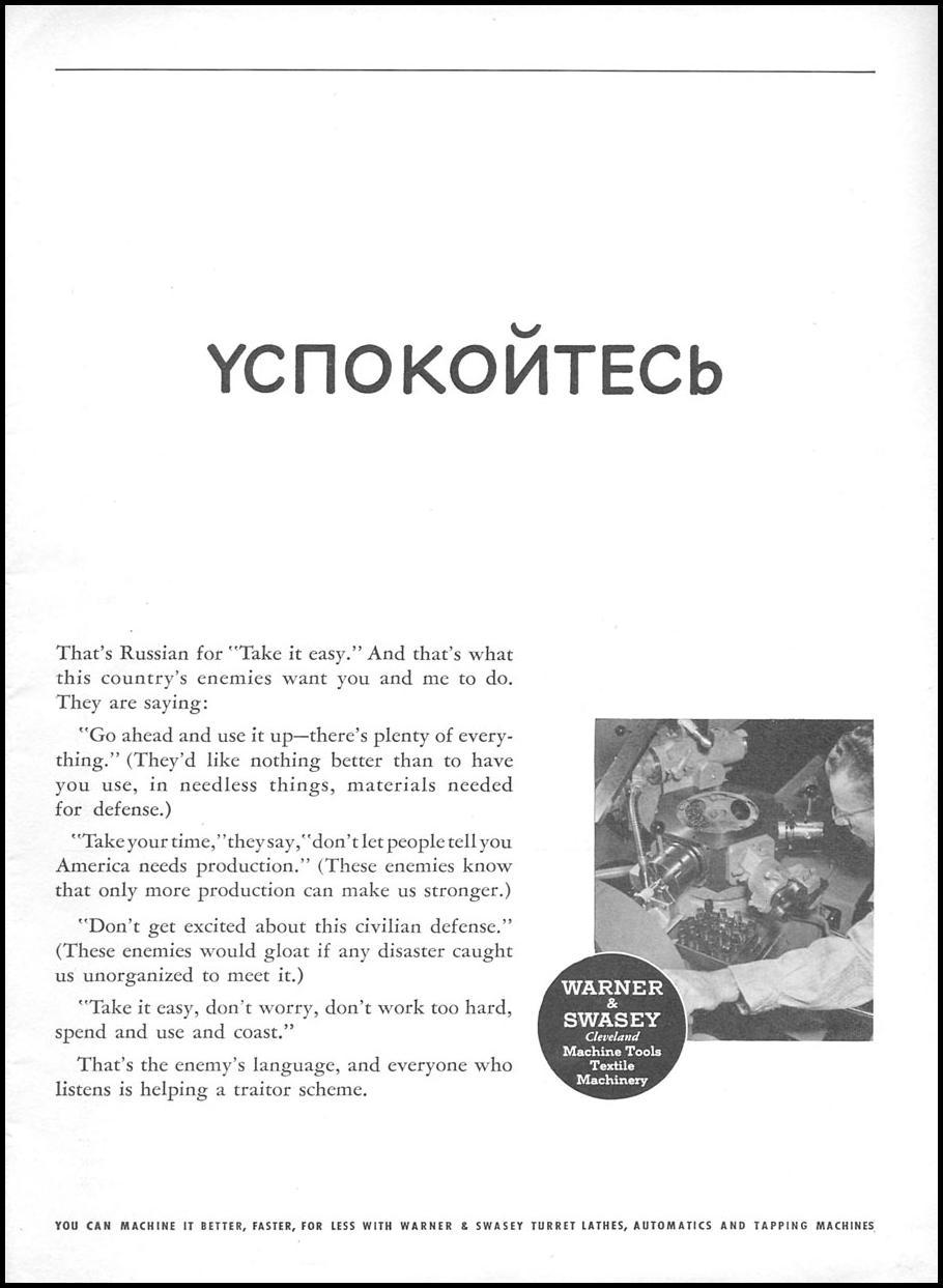 AMERICAN FREEDOM NEWSWEEK 06/11/1951 p. 21