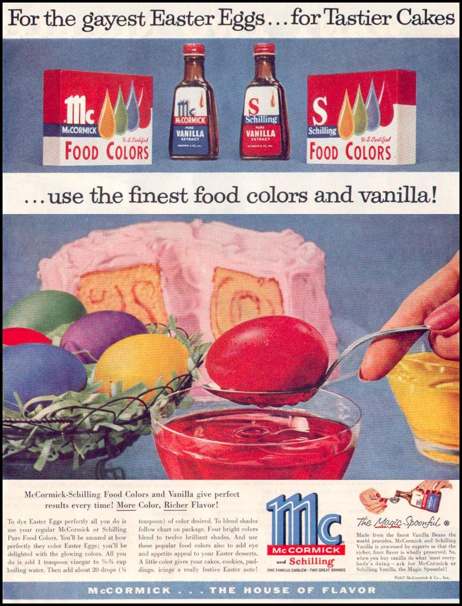 MCCORMICK FOOD PRODUCTS LIFE 04/08/1957 p. 77