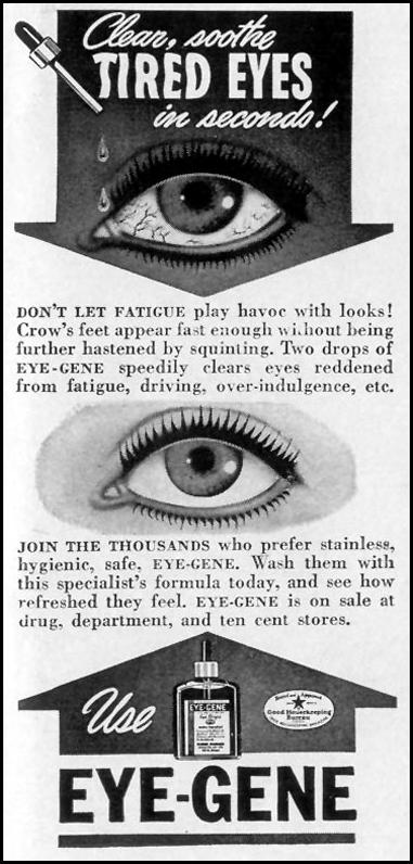 EYE-GENE LIFE 10/13/1941 p. 151