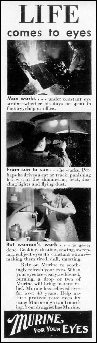 MURINE EYE WASH LIFE 07/26/1937 p. 78