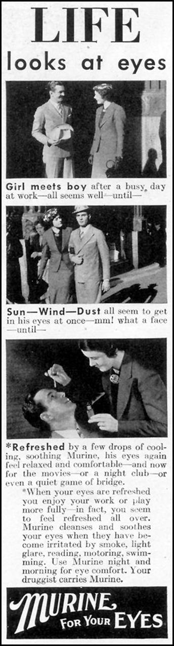 MURINE EYE WASH LIFE 09/06/1937 p. 104