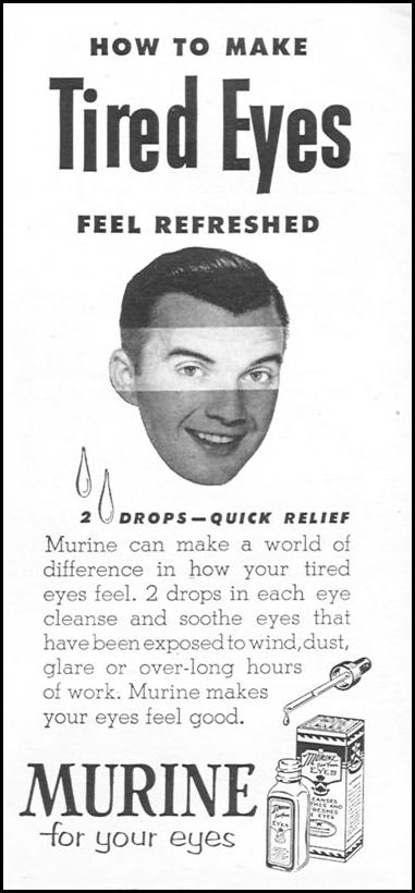 MURINE EYE DROPS TIME 06/08/1953 p. 56